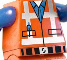 Lego City Sticker