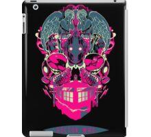 Doctor who tardis design iPad Case/Skin