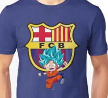 Dragon Ball Barca FCB Unisex T-Shirt