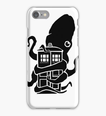 Doctorpus Who iPhone Case/Skin