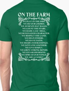 farmer T-shirt ,  farming gifts, hot and sexy, sexy, hot, ladies tees, funny, humor, lol, cute, wife gift, girlfriend gift, sexy humor, cute  T-Shirt