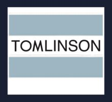 One Direction Tomlinson Banner One Piece - Short Sleeve