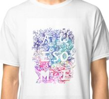 awesome COLOR DOODLE Classic T-Shirt