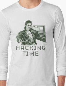 Hackerman hacking time T-Shirt