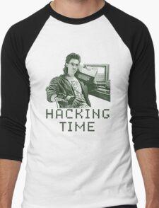 Hackerman hacking time T-Shirt