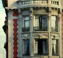 Leaning a Little by RC deWinter
