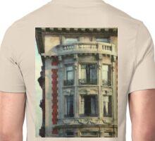 Leaning a Little Unisex T-Shirt