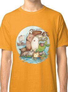 Siren Cats Classic T-Shirt