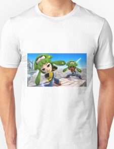 Mii fighters Splatoon T-Shirt