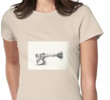 LaKe '57 Womens Fitted T-Shirt