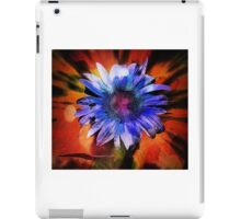 Sunflower In The Sixties iPad Case/Skin
