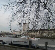 London Eye by boneur13