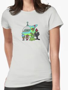 The Mystery Kids Mysteries Womens Fitted T-Shirt