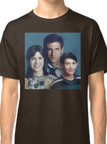 Solo Organa Skywalker family portrait Classic T-Shirt