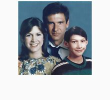 Solo Organa Skywalker family portrait Unisex T-Shirt