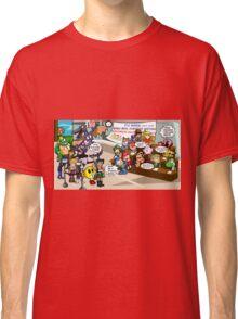 Smash Bros funny Classic T-Shirt