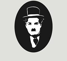 Charlot is watching you Unisex T-Shirt