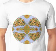 imaginary map of Dallas Unisex T-Shirt