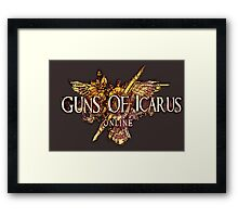 gunsoficarus Framed Print