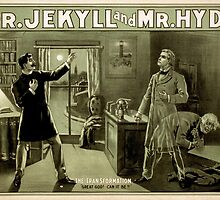 Gothic fiction - dr. jekyll and mr. Hyde by EnjoyRiot