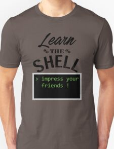 Learn the shell T-Shirt