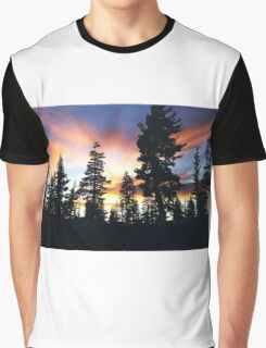 """Because He Called, """"Forest Brother..."""" Graphic T-Shirt"""