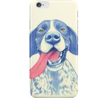 Jola #01 - German Short-Haired Pointer iPhone Case/Skin
