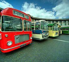 Bristol Line Up  by Rob Hawkins