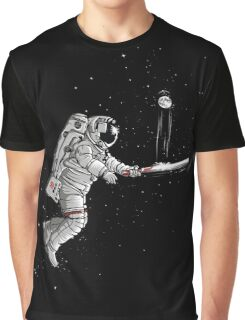 Space cricket Graphic T-Shirt