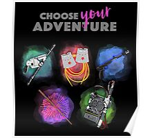 Choose Your Adventure Poster