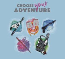Choose Your Adventure One Piece - Short Sleeve