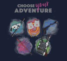 Choose Your Adventure Kids Tee
