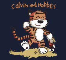 Calvin An Hobbes Kids Tee