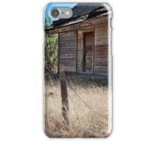 Cuervo on the Porch iPhone Case/Skin