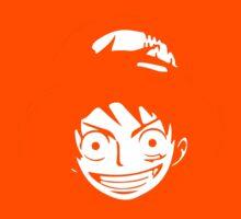 One Piece - Luffy Kids Tee