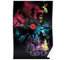 Show must go on Poster