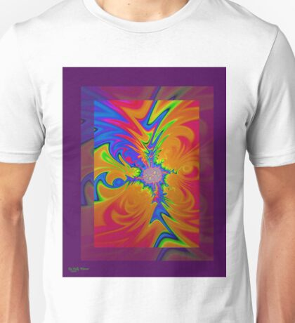Psychedelic Rush Unisex T-Shirt