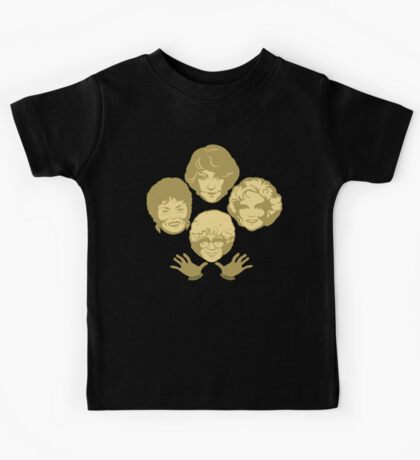 Miami Royalty Golden Edition Kids Tee