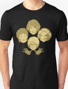 Miami Royalty Golden Edition T-Shirt