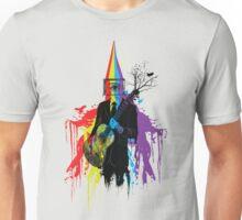 Surrealism man guitarist Unisex T-Shirt