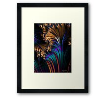 Embellishment Framed Print