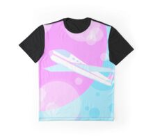 Flight to the other planet! Graphic T-Shirt