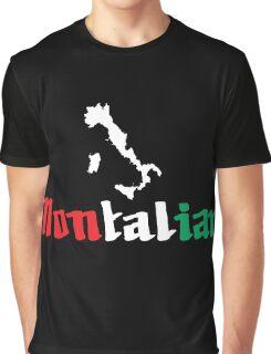 Montalian - Italian Montanan Graphic T-Shirt