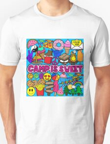 Camp Is Sweet T-Shirt