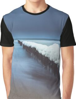 Evening by the sea Graphic T-Shirt