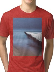 Evening by the sea Tri-blend T-Shirt