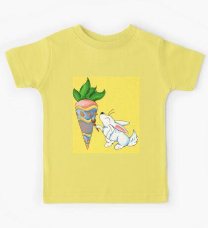 Easter Carrot Kids Tee