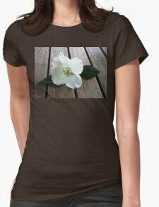 White Dogwood Flower . T-Shirt