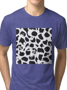 Abstract pattern Tri-blend T-Shirt