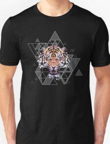 Geometric Tiger  Unisex T-Shirt